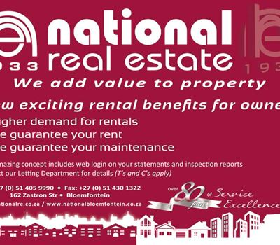 Rental Guarantee for Owners